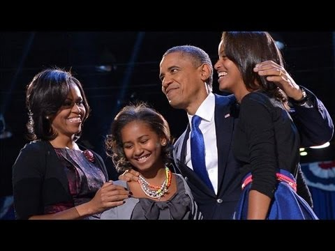 歐巴馬2012總統大選勝利演說