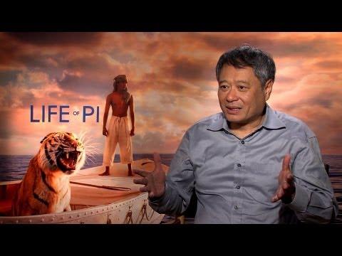 大導演詹姆斯柯麥隆談李安的《少年Pi的奇幻漂流》