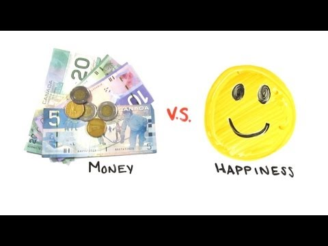 金錢能買到幸福嗎?