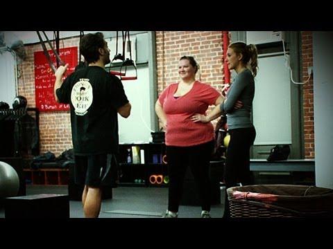 健身房的告白:根據體重付費