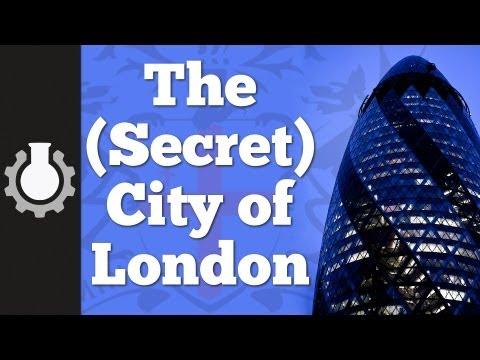 倫敦金融城的秘密(一)歷史