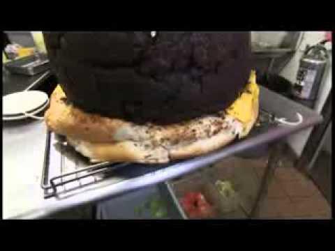《Man v. Food: Detroit》巨無霸漢堡