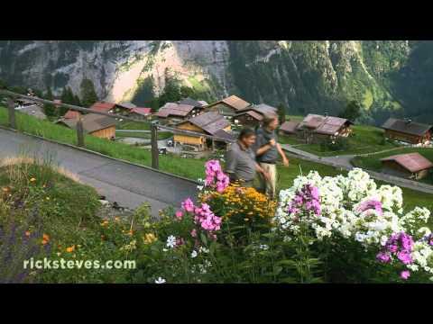 阿爾卑斯山上的天堂