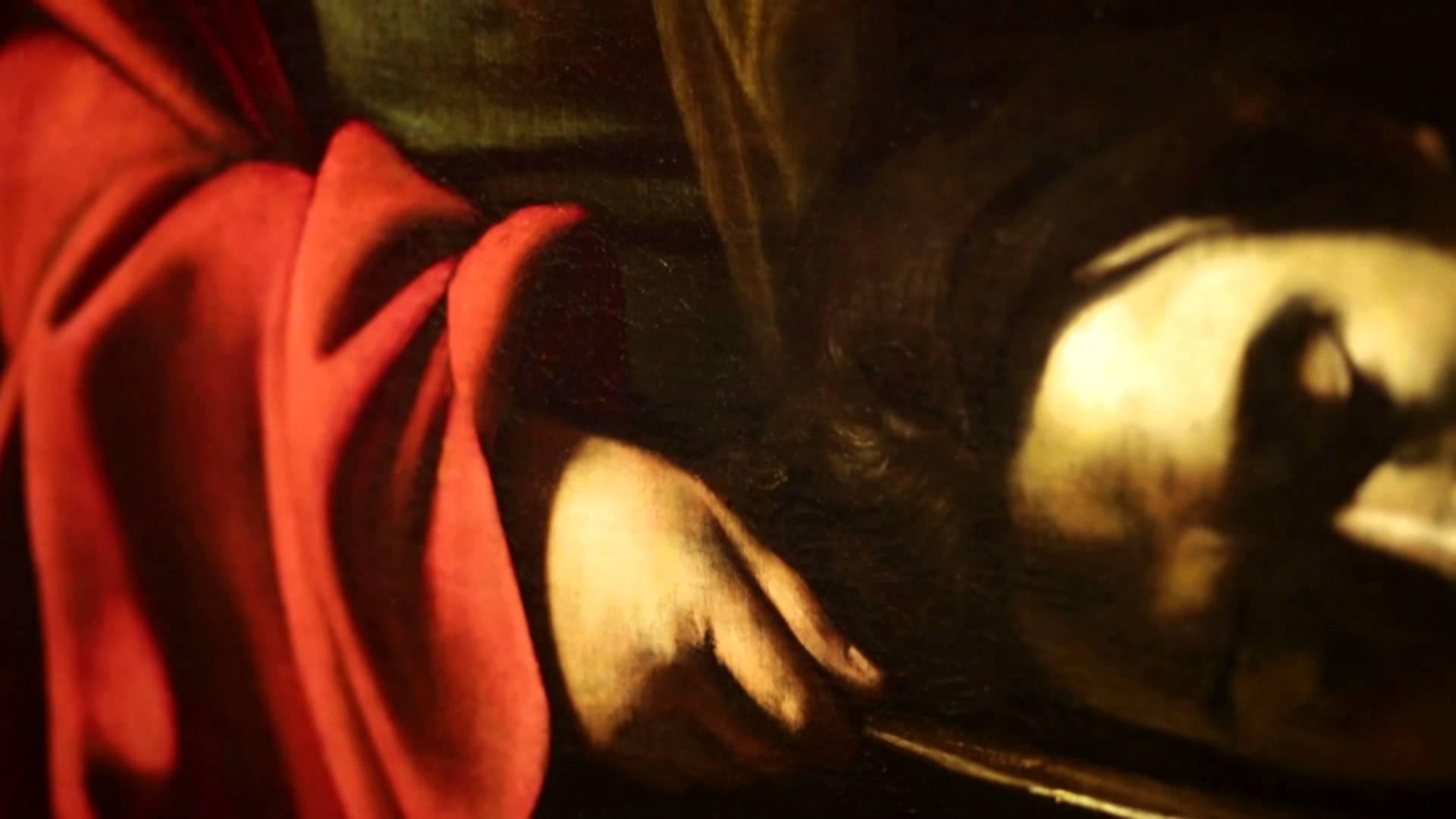 卡拉瓦喬:〈莎樂美接收施洗者約翰的頭〉