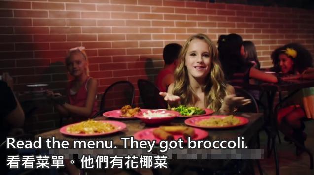中國菜 英文