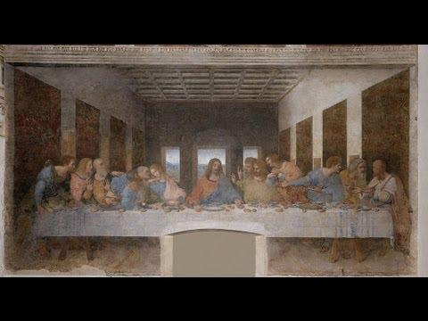 達文西:〈最後的晚餐〉