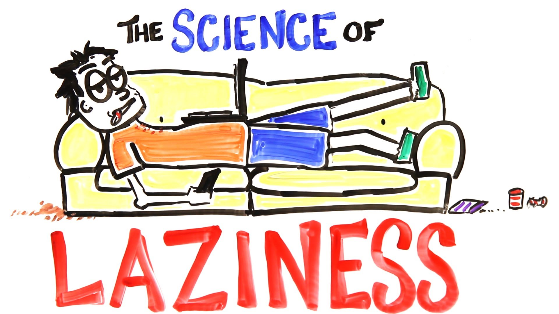 懶惰的科學