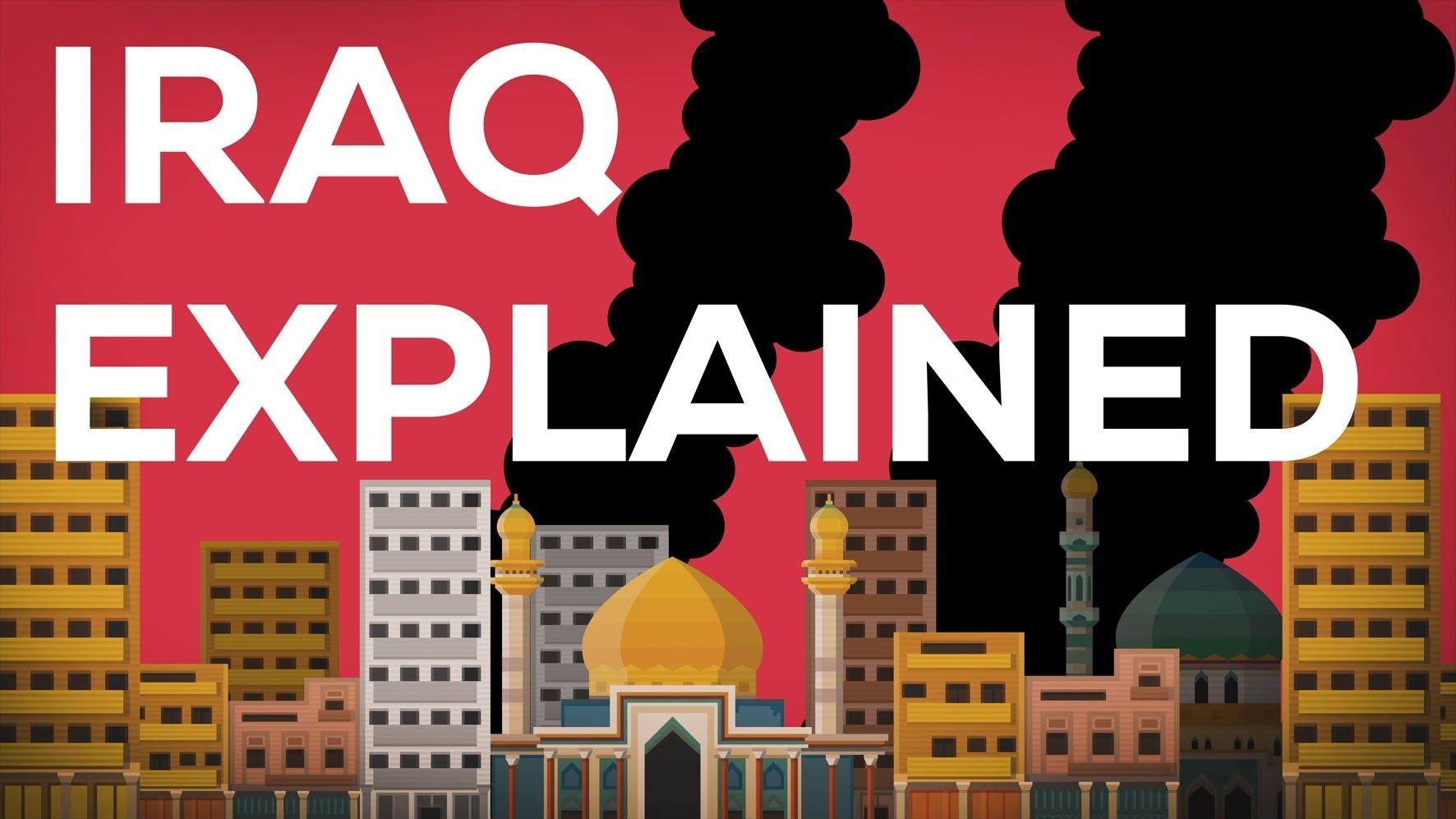 伊拉克危機簡史:ISIS、敘利亞、與戰爭