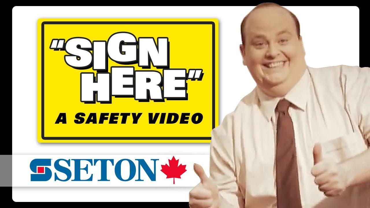 警告標示可別亂貼!趣味宣導影片教您實用片語