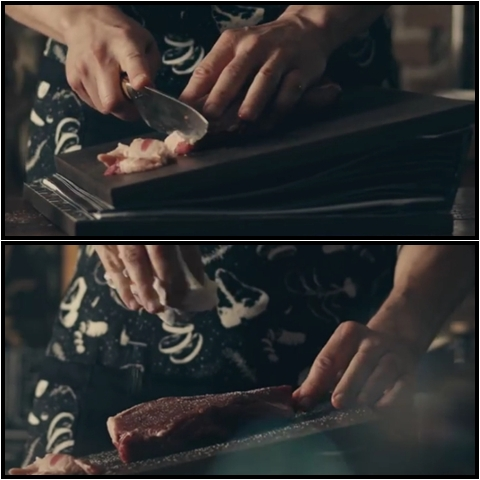 烤肉 英文