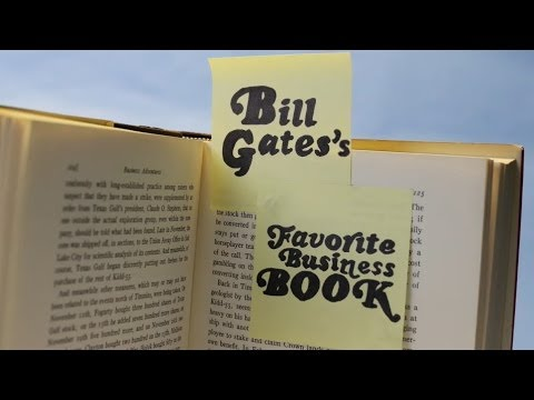 《Business Adventures》比爾蓋茲和股神巴菲特最愛的一本書