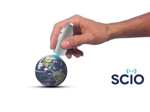 掌上型分子掃瞄器 SCiO 分析食物成分熱量,告訴你什麼東西能吃!