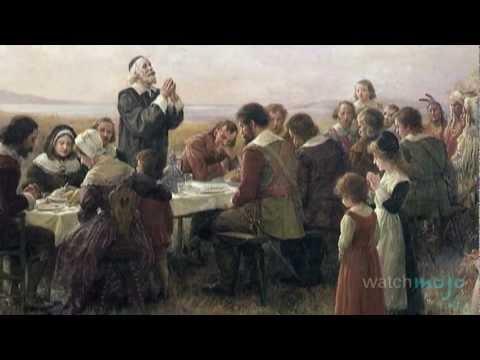 感恩節的歷史