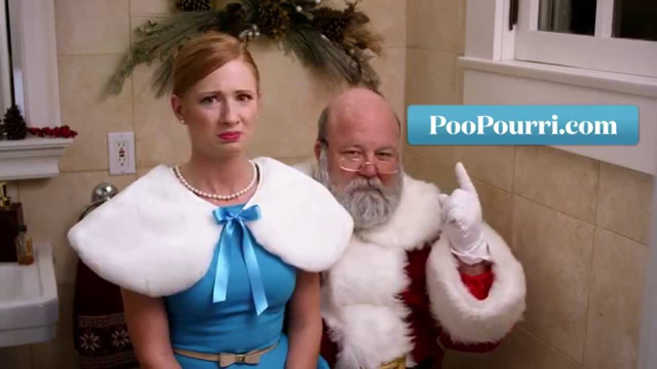 臭臭聖誕老人被抓包!