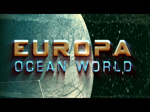 木星的海洋世界--木衛二