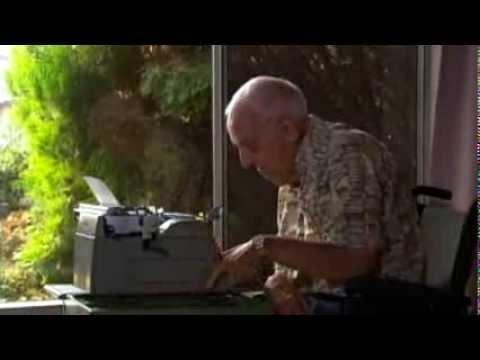 打字機上的藝術家
