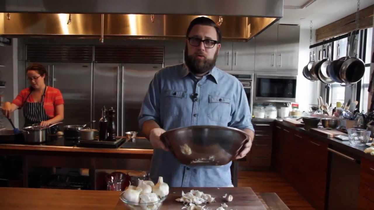 廚房偷吃步--大蒜十秒脫衣