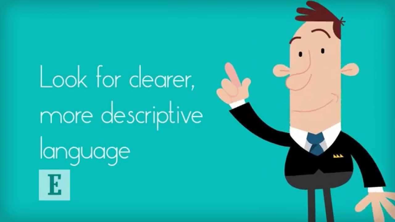 英文寫作大補帖:十個你不該用的字