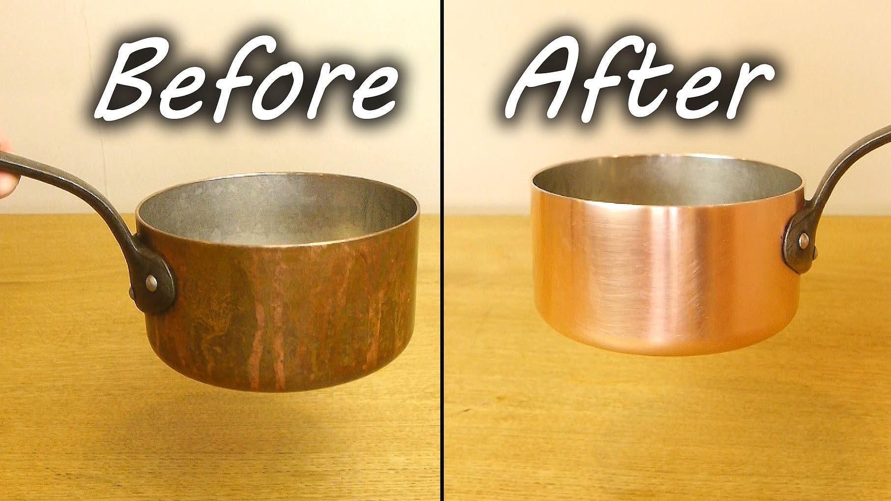 生活小妙招:銅製品重新亮晶晶