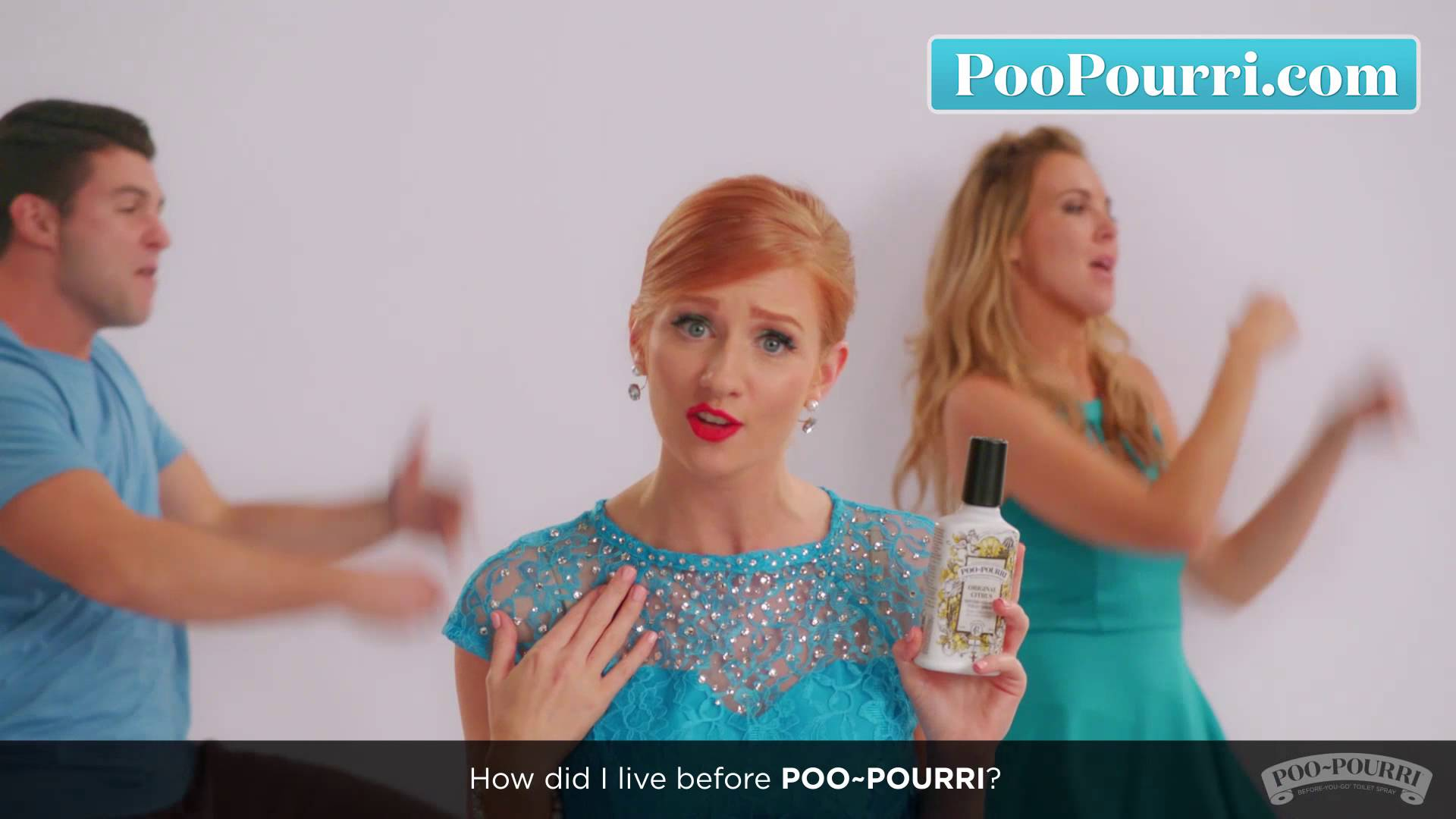 「誰說便便一定臭!Poo-Pourri 廣告歌讓人好心動~」- Imagine Where You Can GO - PooPourri.com