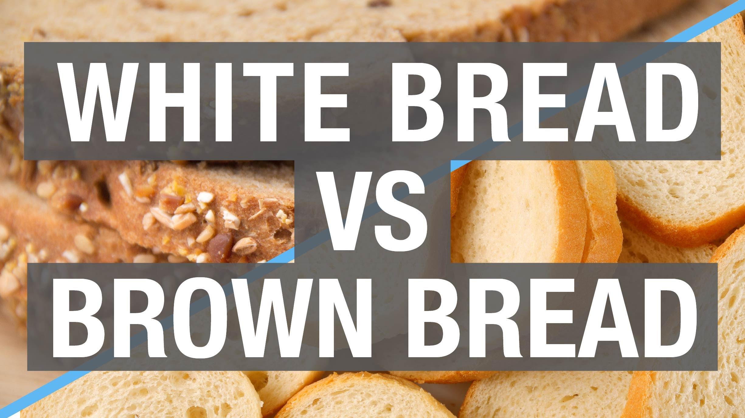 健康補給站:白麵包好還是全麥麵包好?