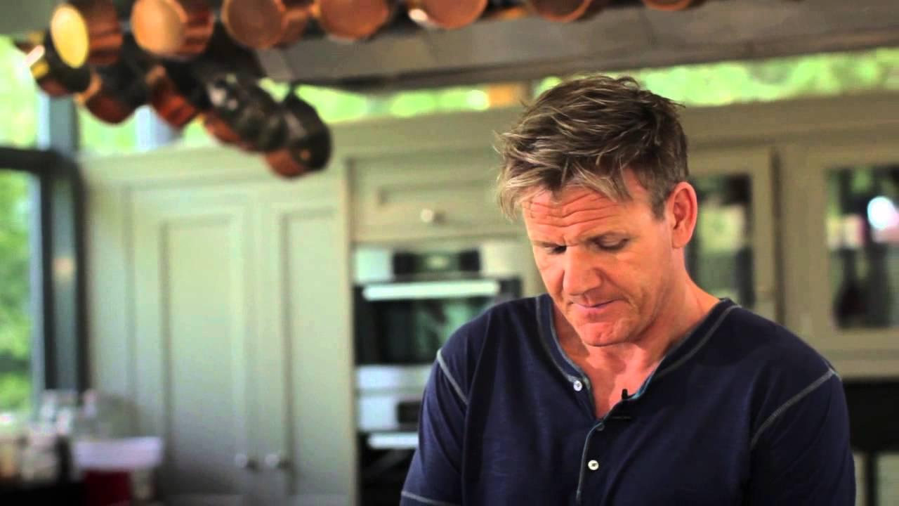 地獄主廚 Gordon Ramsay 的完美牛排食譜