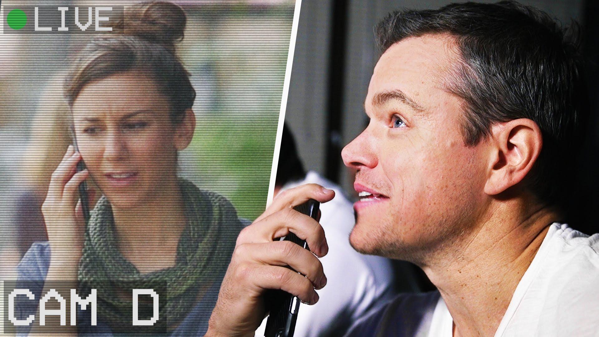 「麥特戴蒙惡整路人,每個人都可能成為『傑森‧包恩』?!」- Matt Damon Pranks People with Surprise Bourne Spy Mission