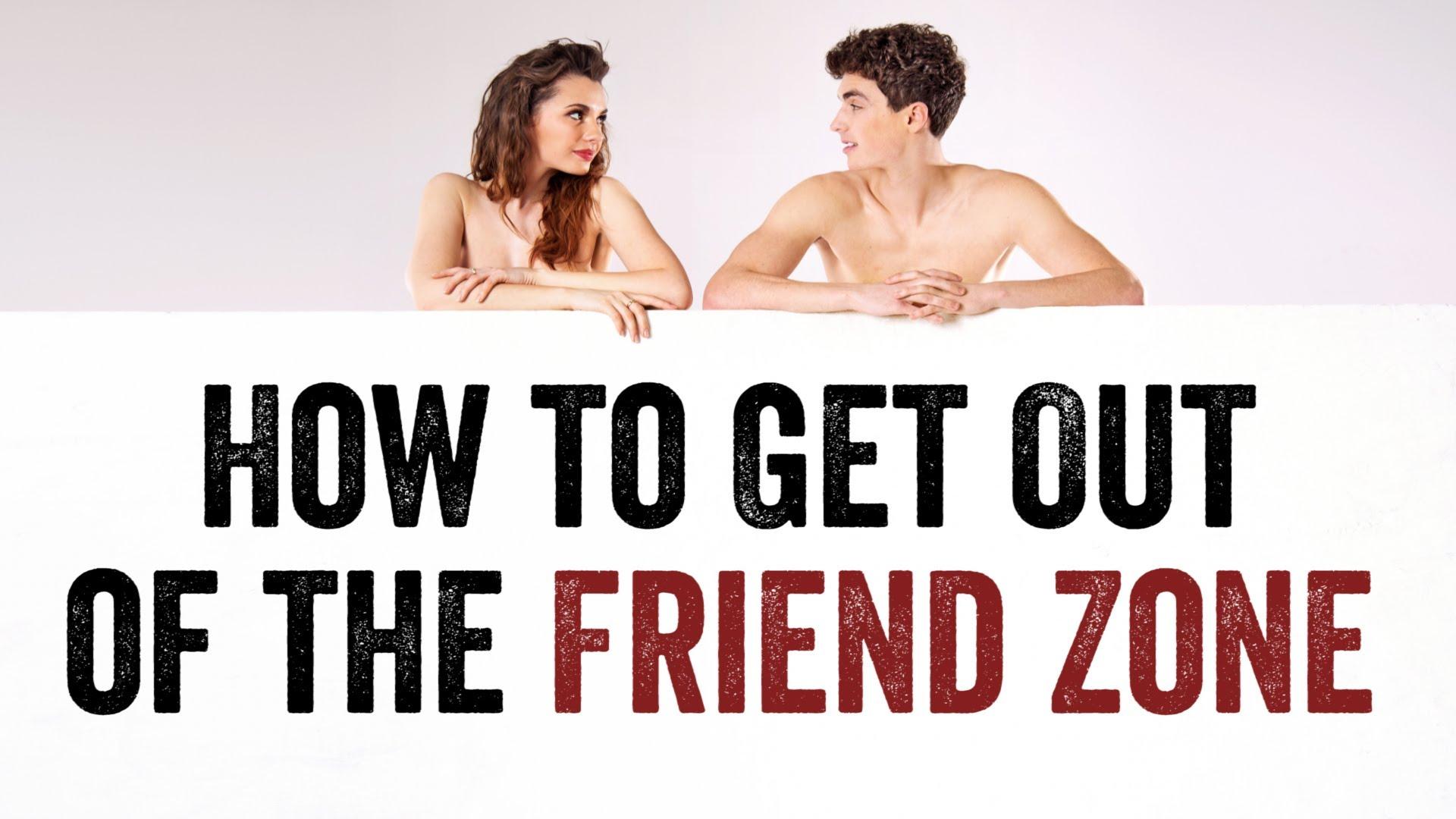 「擺脫單身教戰守則:如何變成心儀女孩的『最佳男主角』?」- 4-Step Escape the Friend Zone Plan
