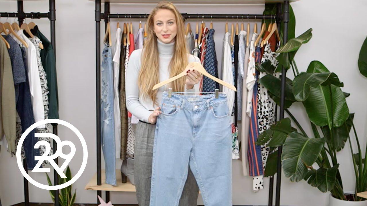 「時尚帶著走!用 Mom Jeans『老媽褲』打造個人風格」- How To Wear Mom Jeans