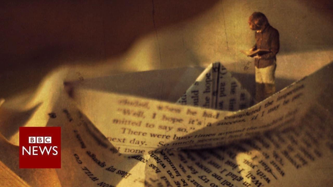 「十五歲男孩的『小小人』奇幻攝影集,夢想就此翱翔!」- Teenage Boy Creates an Entire Miniature World