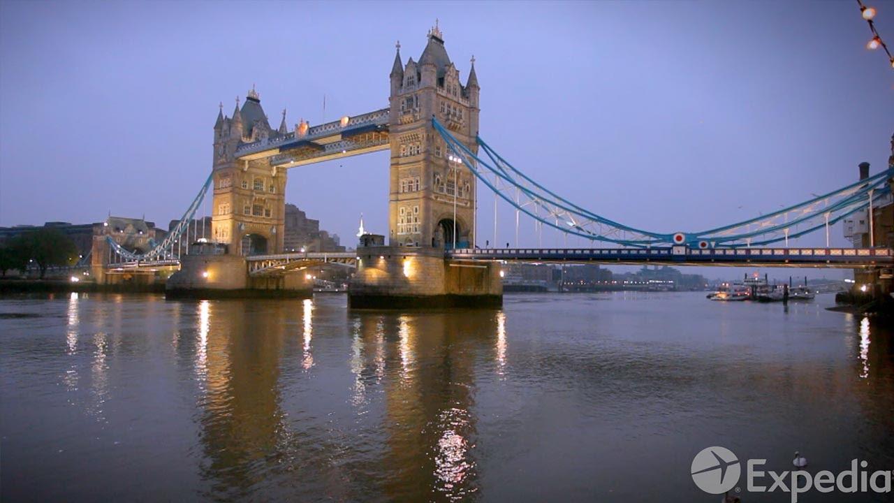 一起到倫敦來趟深度旅遊!