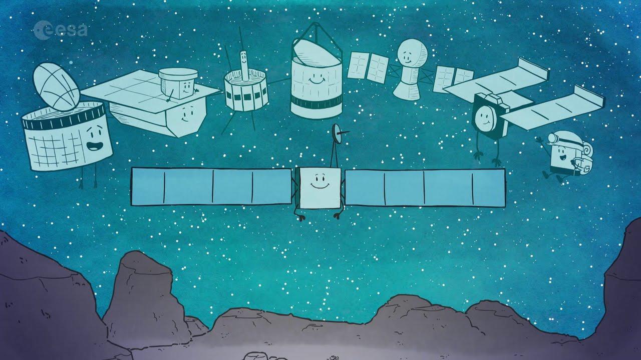 說故事、說天文:太空船『羅賽塔號』的冒險最終章