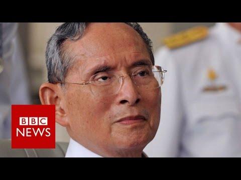 「【國際時事】泰皇蒲美蓬逝世,享壽 88 歲」- Thailand's King Bhumibol Dies at 88