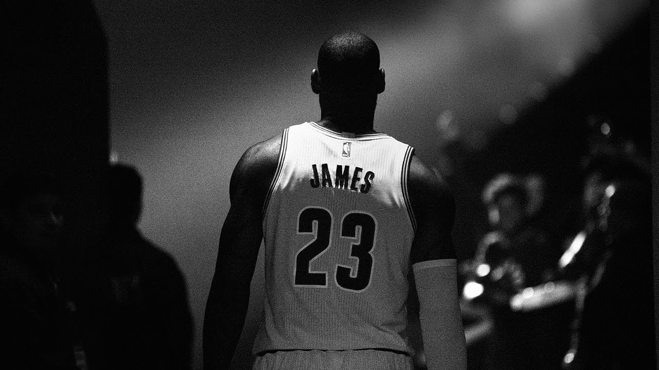 「NIKE 全新廣告,向小皇帝 LBJ 致敬」- Come out of Nowhere