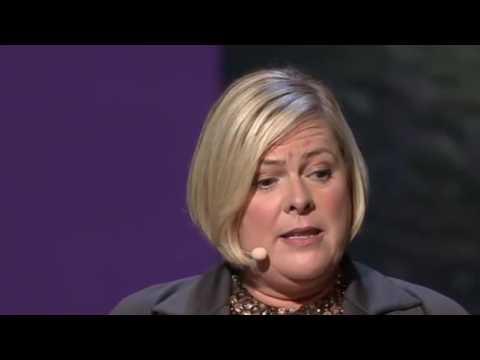 「Halla Tómasdóttir:讓女性當家的時候到了」- It's Time for Women to Run for Office