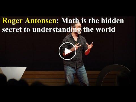 「Roger Antonsen:數學是了解世界運行方式的關鍵」- Math Is the Hidden Secret to Understanding the World