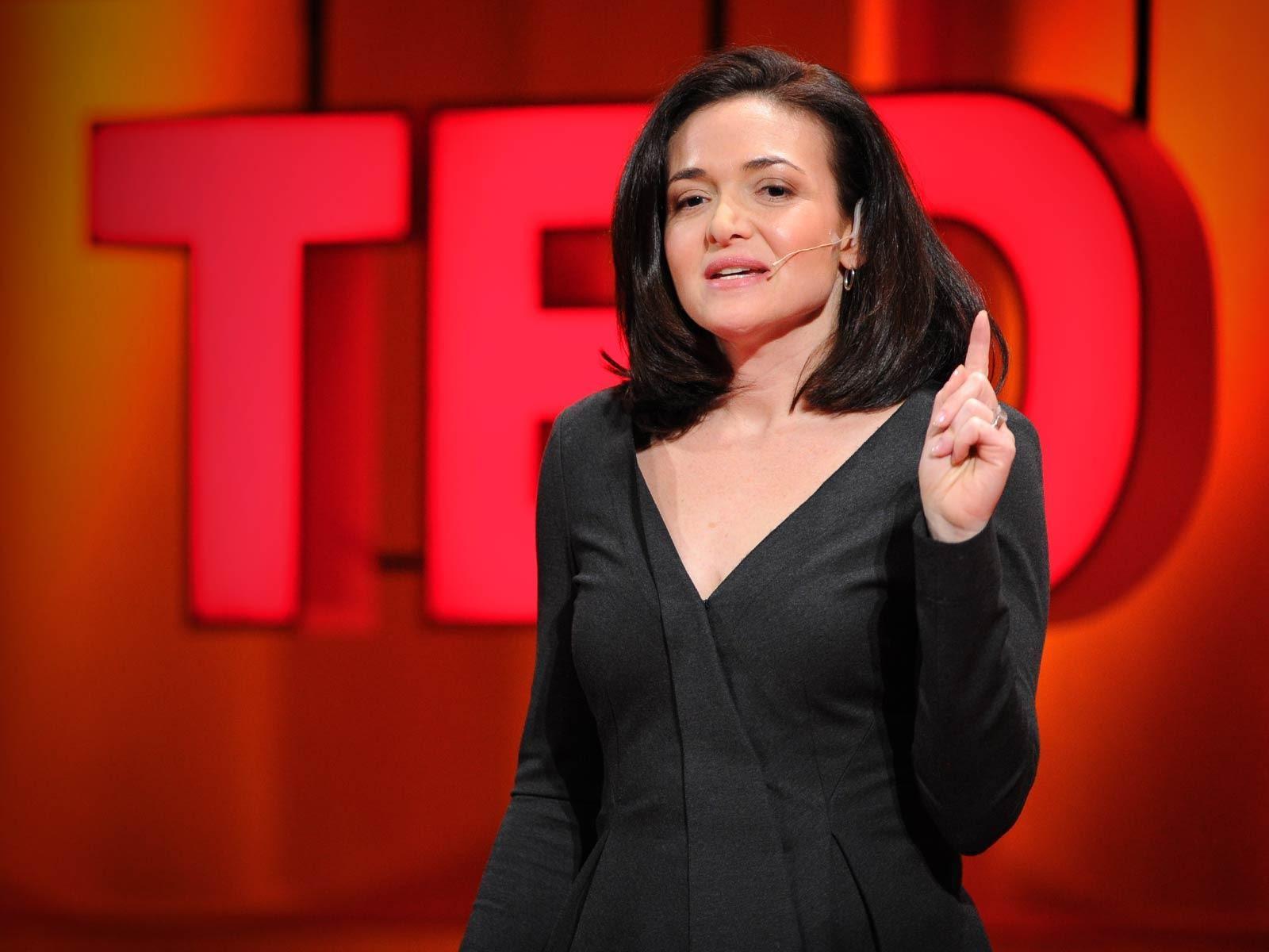 「Sheryl Sandberg:為什麼我們的女性領袖太少」- Why We Have Too Few Women Leaders