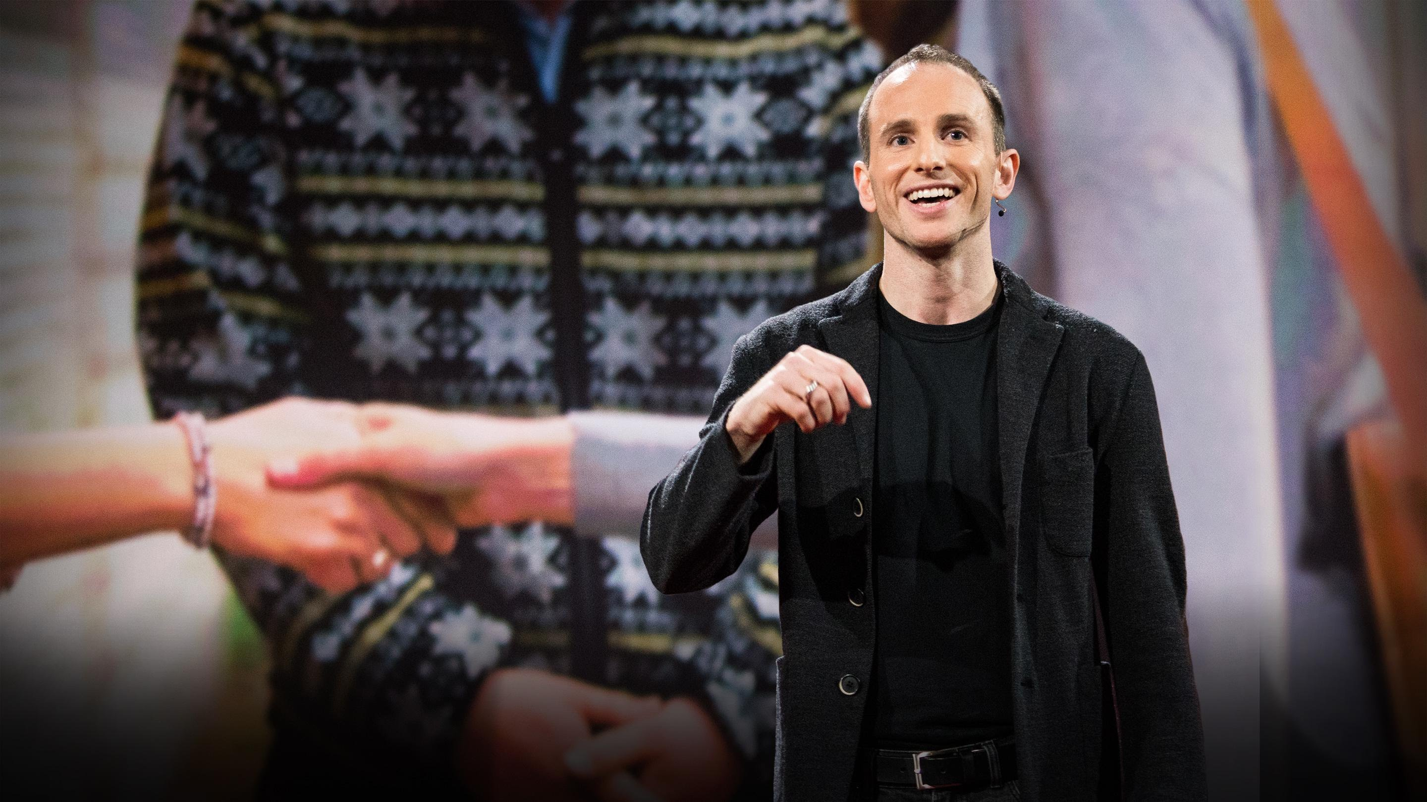「Joe Gebbia:Airbnb 如何透過設計建立互信」- How Airbnb Designs for Trust
