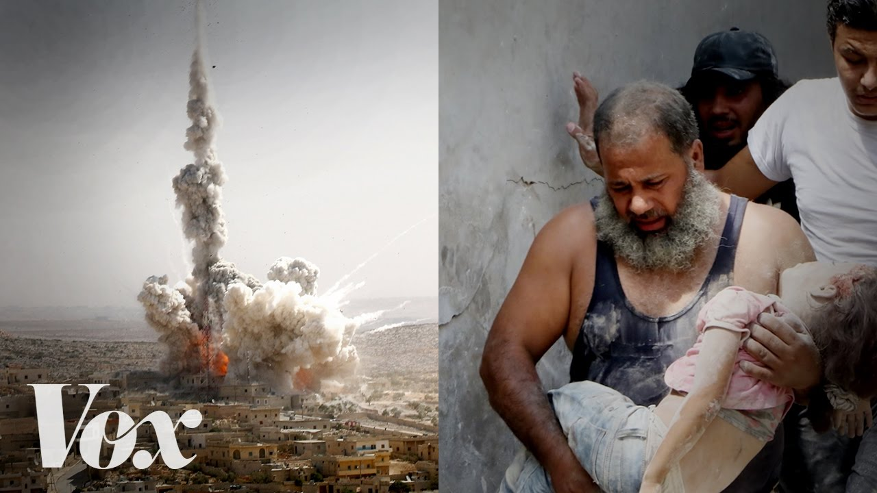 「敘利亞內戰悲歌:阿勒坡的淪陷」- The Fall of Aleppo, Explained