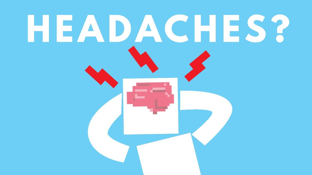 「頭痛,真的是『頭』在痛嗎?」- What Causes Headaches?