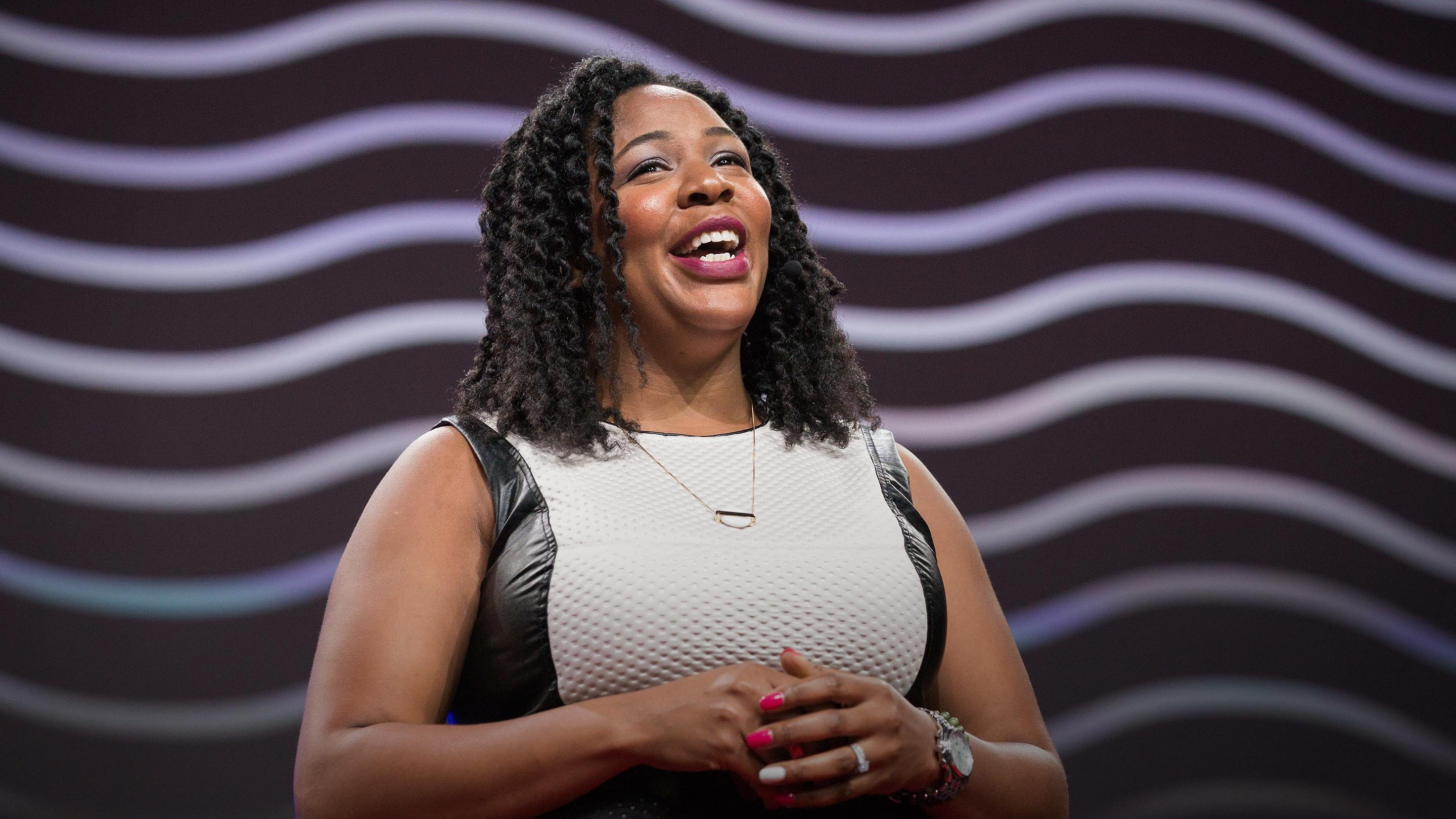 「Jedidah Isler:讓科學變更好的力量」- The Untapped Genius That Could Change Science for the Better