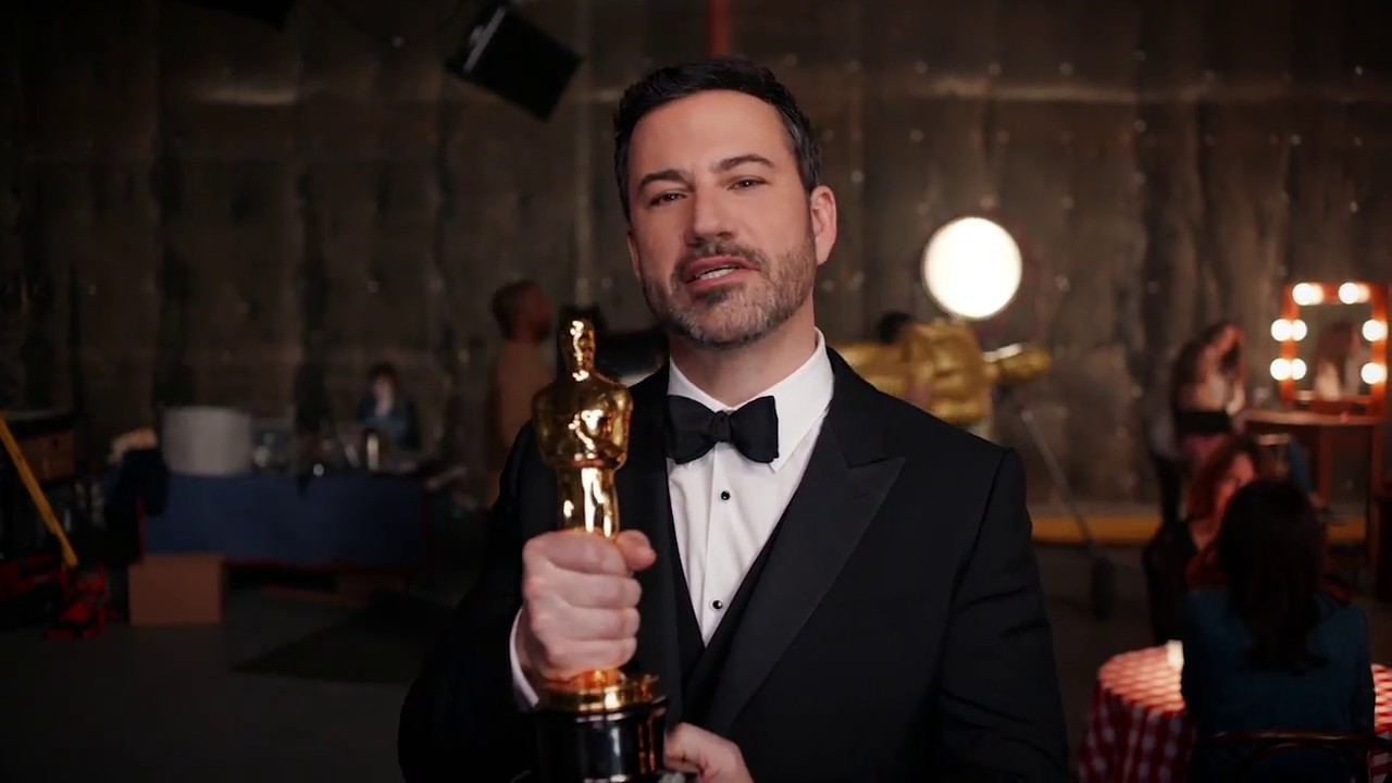 「怎麼拿到奧斯卡小金人?Jimmy Kimmel 報你知」- Jimmy's Guide to Winning an Oscar