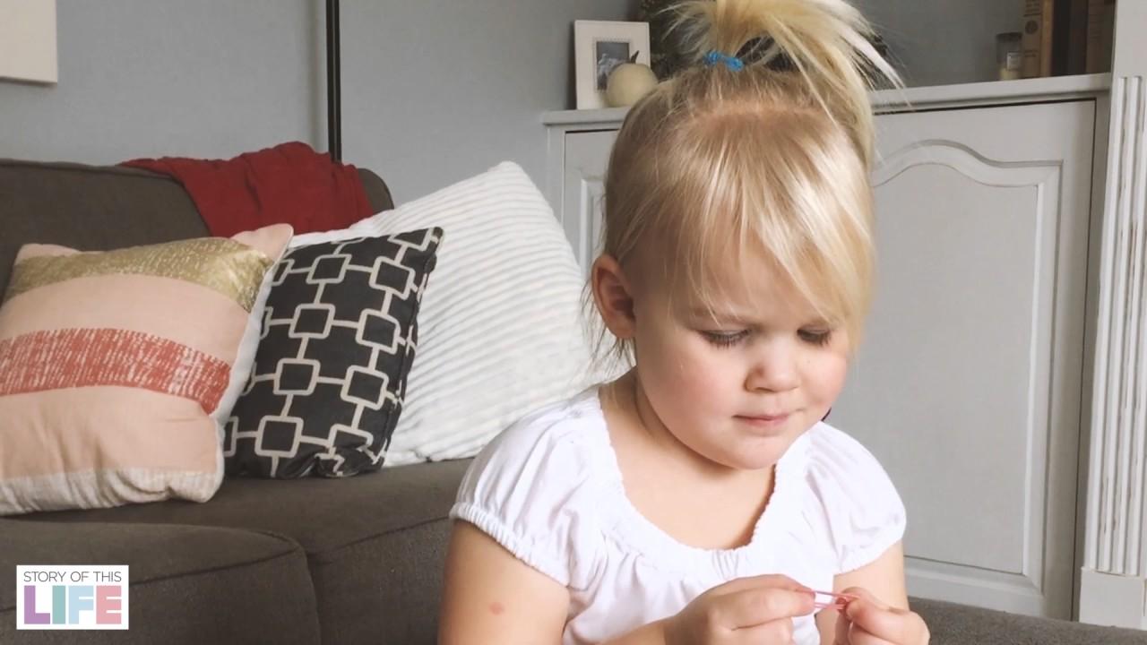 媽媽送三歲女兒『一個迴紋針』當禮物,她的反應是...?