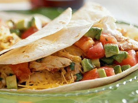 晚餐吃什麼?墨西哥雞肉夾餅輕鬆上菜!
