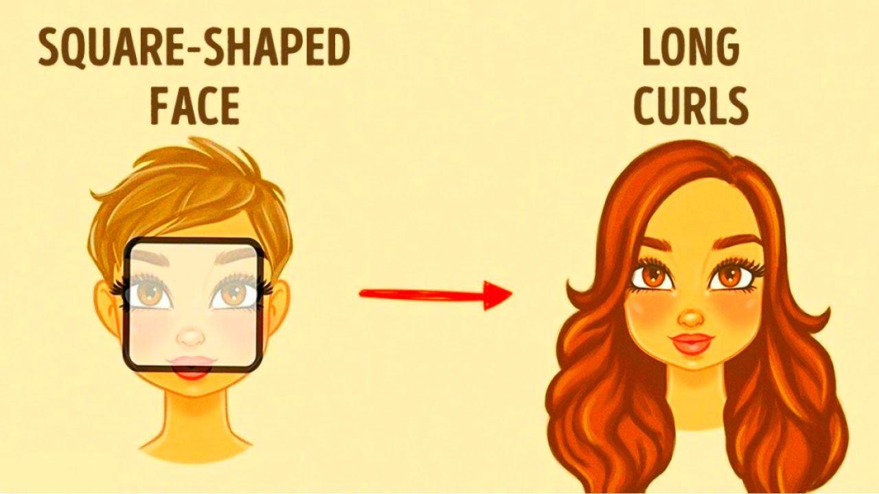 看臉型挑髮型,你最適合哪一種?