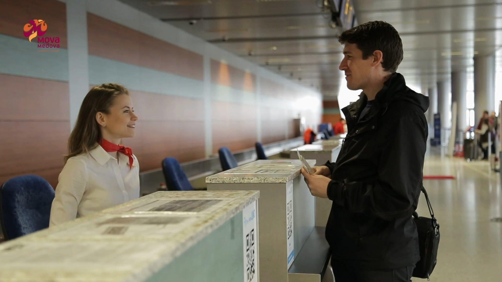 【實用對話】到機場怎麼報到?