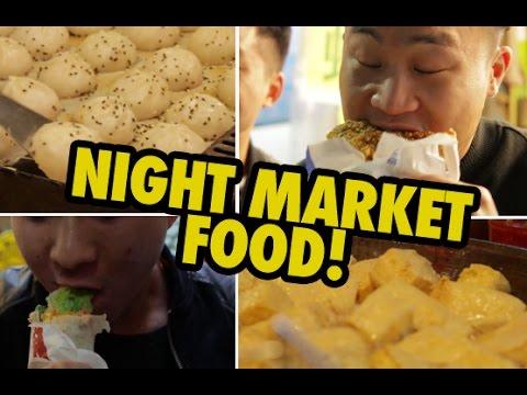 老外精選台灣夜市十大美食