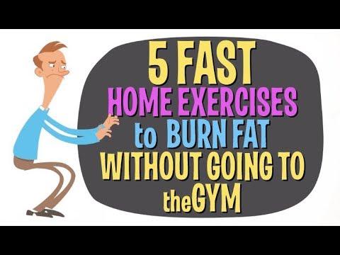甩肉大作戰!五種不用上健身房也能做的燃脂運動