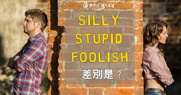 stupid意思