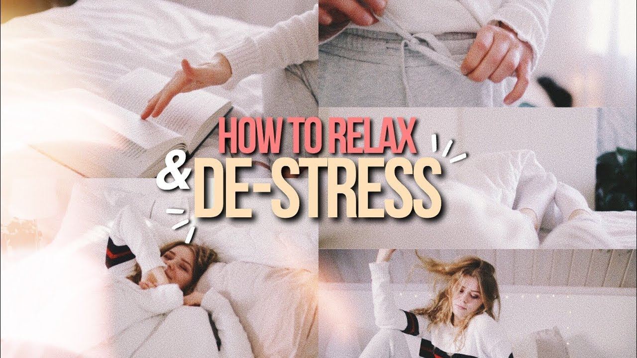 如何紓壓放鬆
